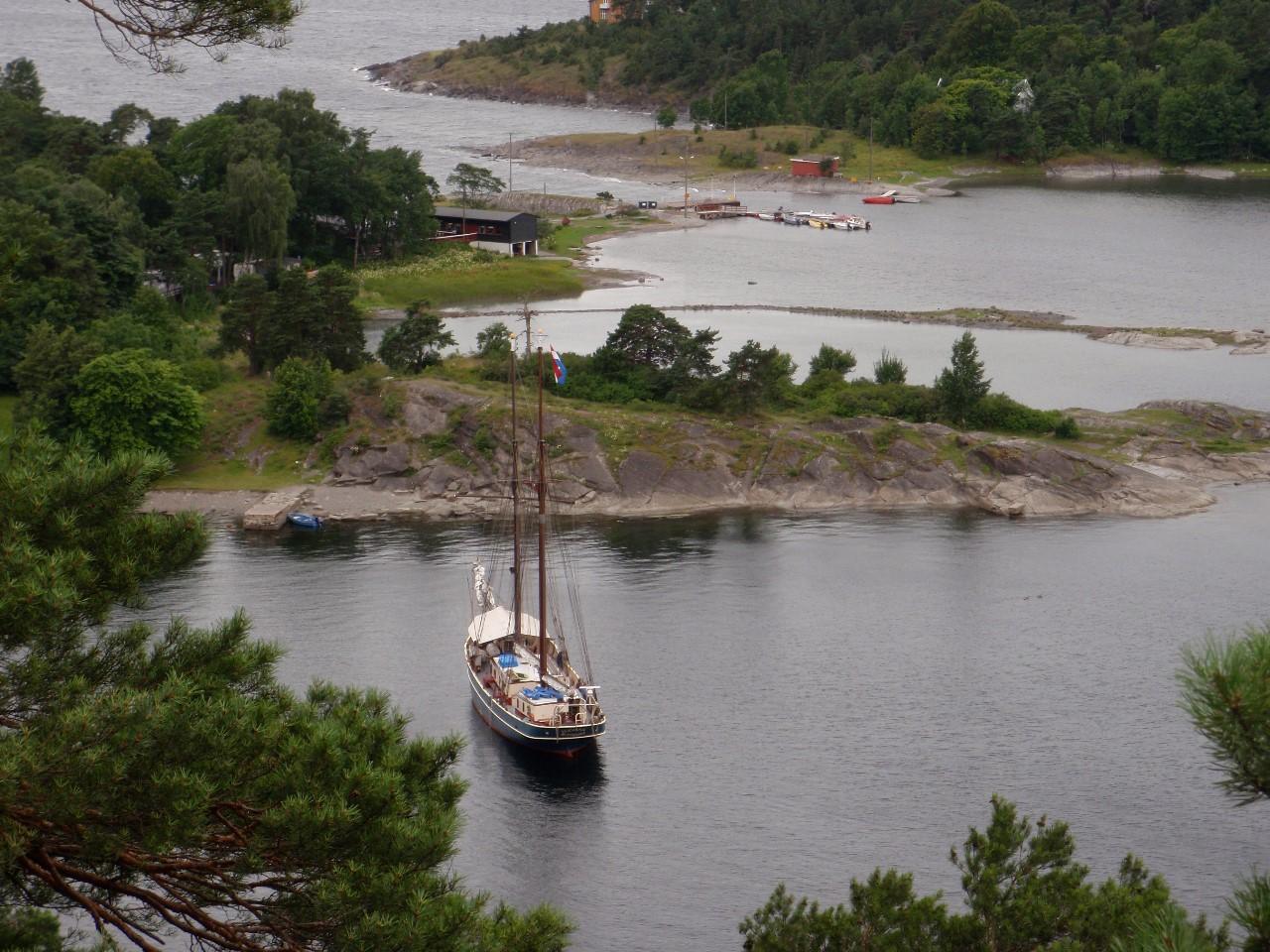 Segelschiff Luciana