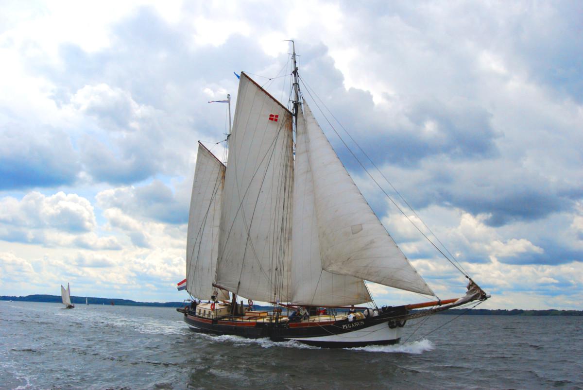 Segelschiff Pegasus