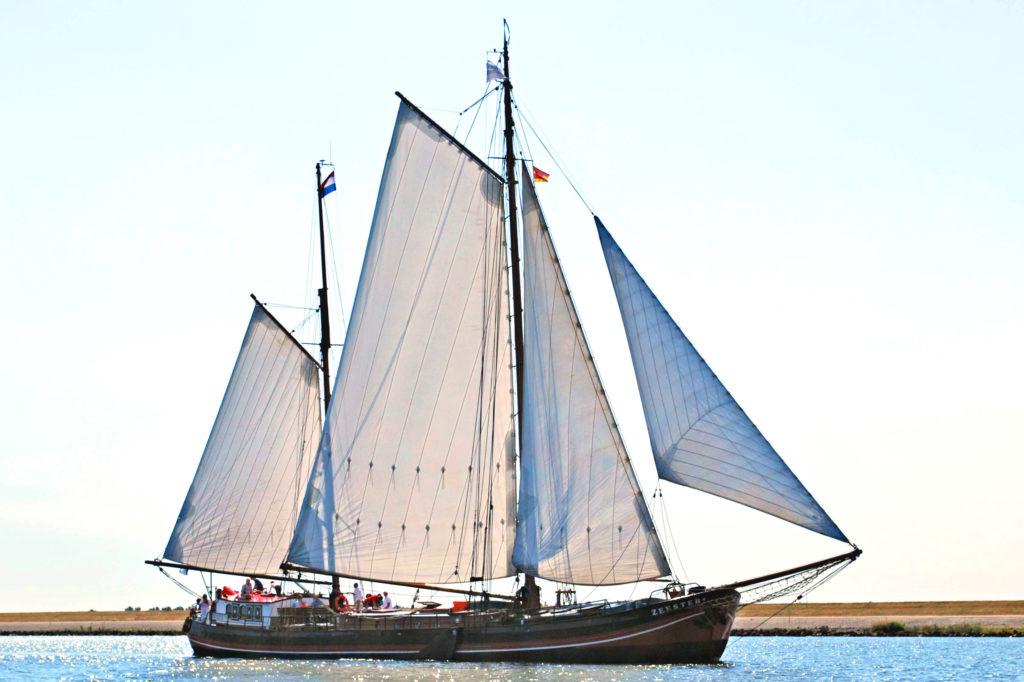 Segelschiff Zeester