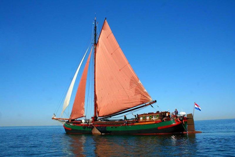 Segelschiff De Albertha