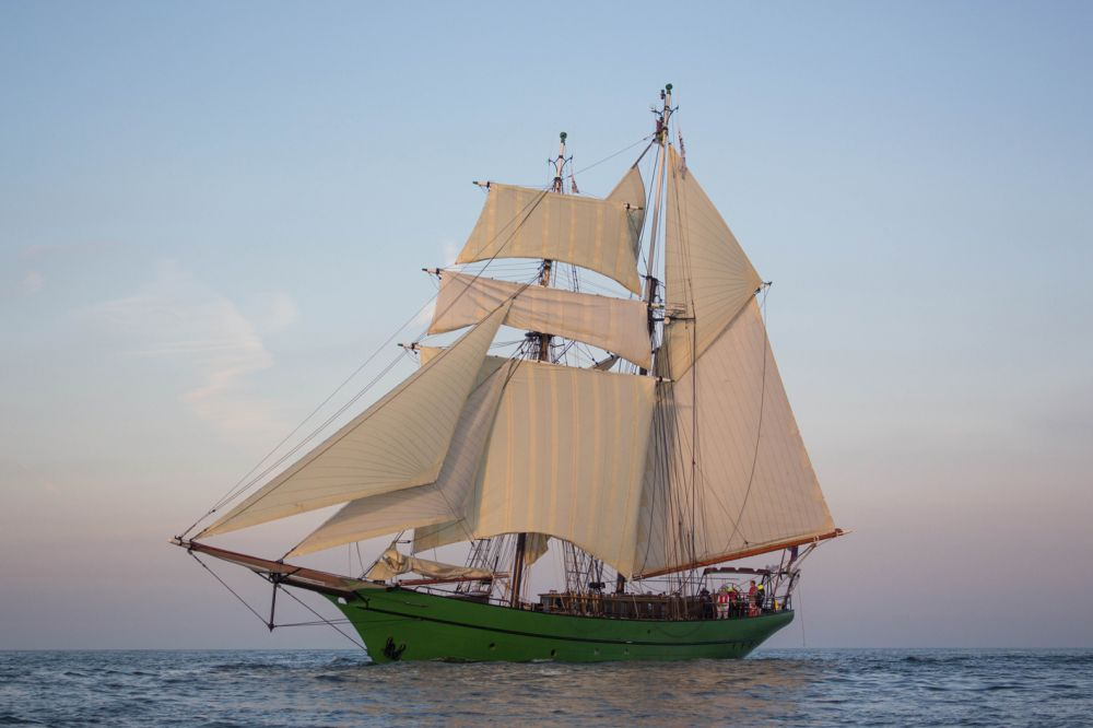 Segelschiff Avatar