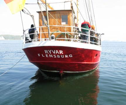 Segelschiff Ryvar