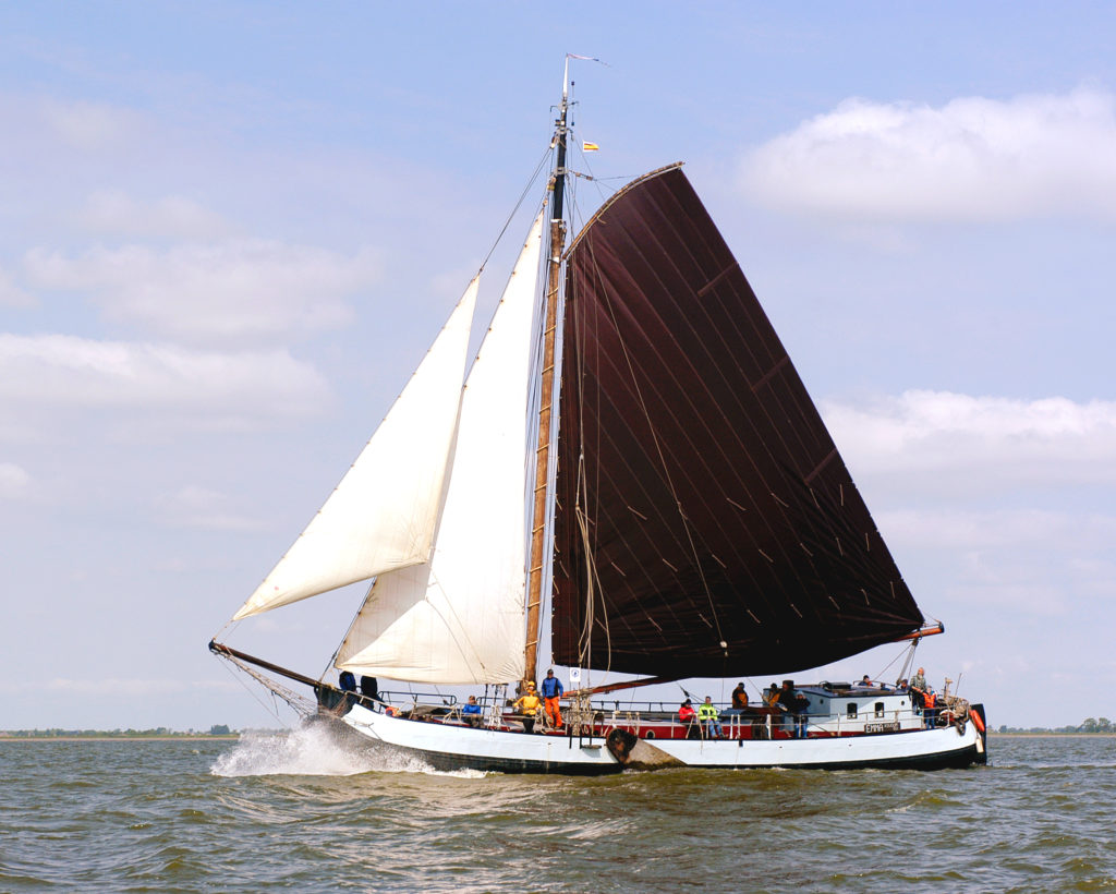 Segelschiff Emma
