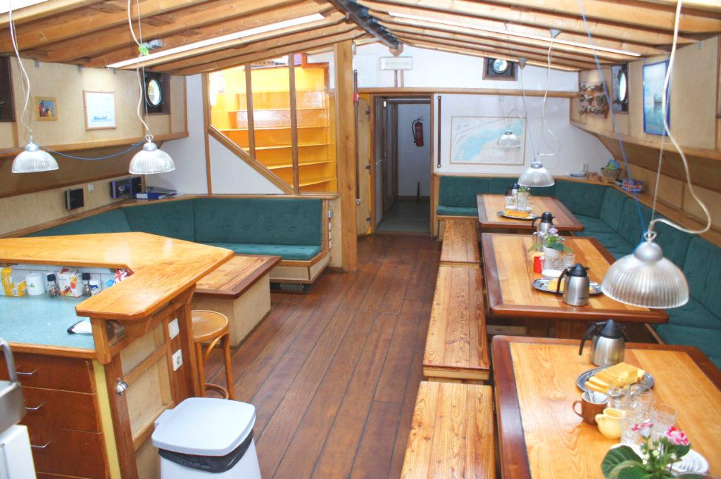 Segelschiff Pelikaan