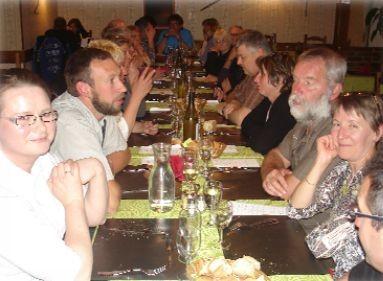 Le 15 avril 2011, une soirée au restaurant était organisée par le club à l'Auberge d'Hauterive