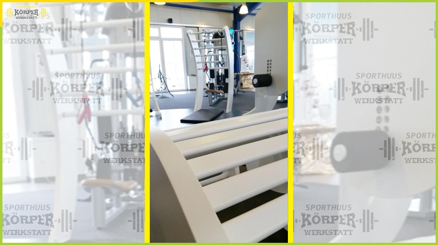 Ansicht: Unser FITNESS STUDIO Körperwerkstatt V004 - Fachsportschule & Kampfsportschule