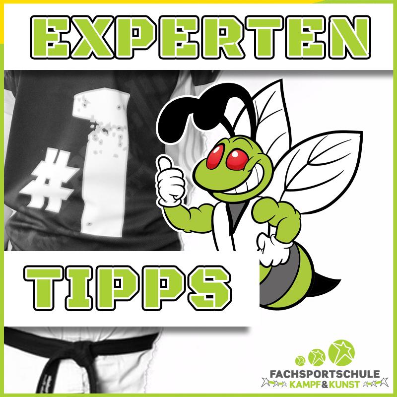 EXPERTENTIPPS ➠ Selbstverteidigung