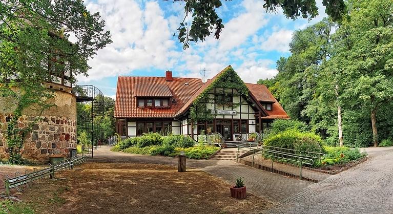 Start Neue Muhle Hotel Pension Restaurant