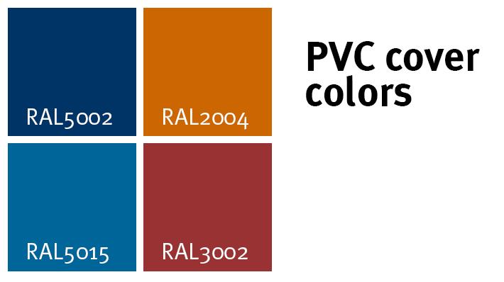 NORDIC Hochsprungmatten Farbauswahl