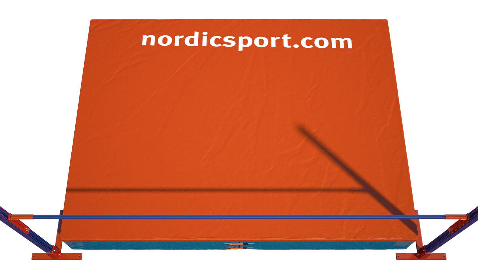 NORDIC Hochsprungmatte Euro Cup 2.0