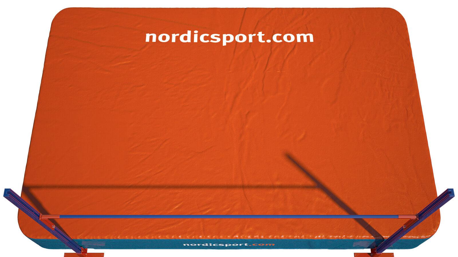 NORDIC Hochsprungmatte Super 4.0 Monocube