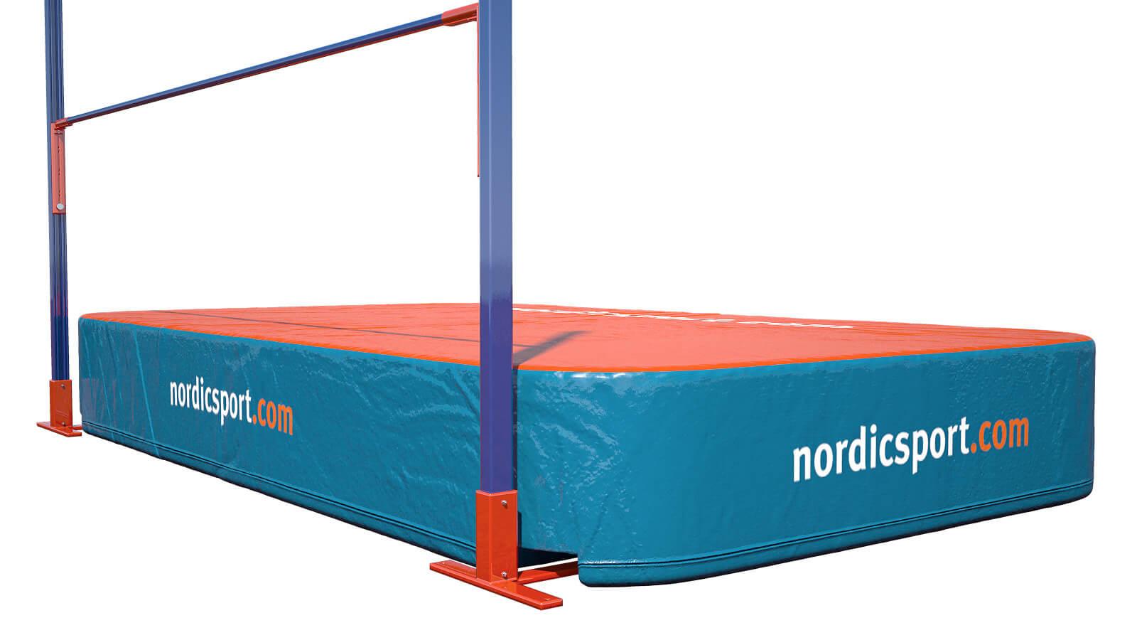 NORDIC Hochsprungmatte Competition 2.0 Monocube
