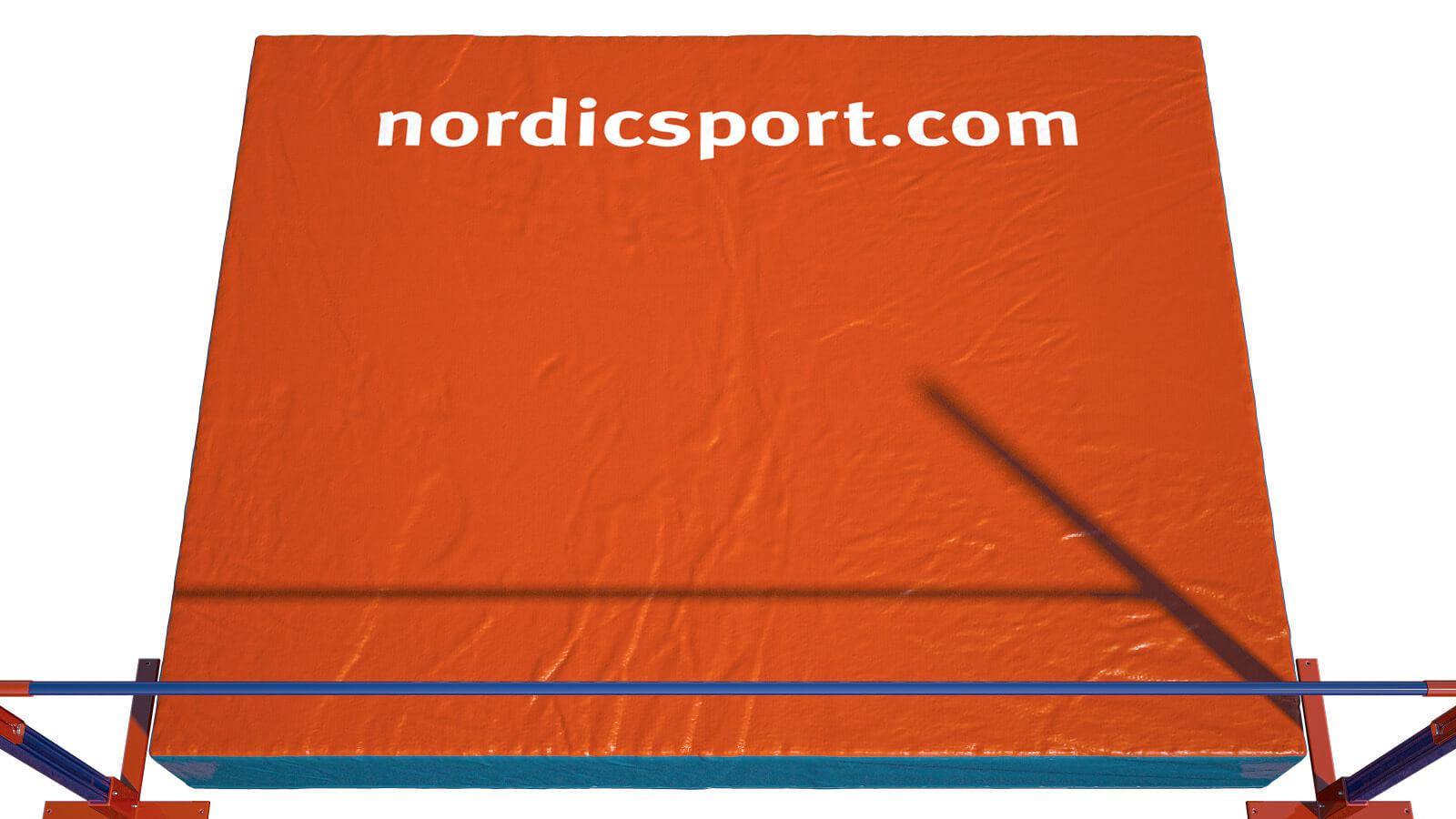 NORDIC Hochsprungmatte Euro Cup 2.0 Monocube