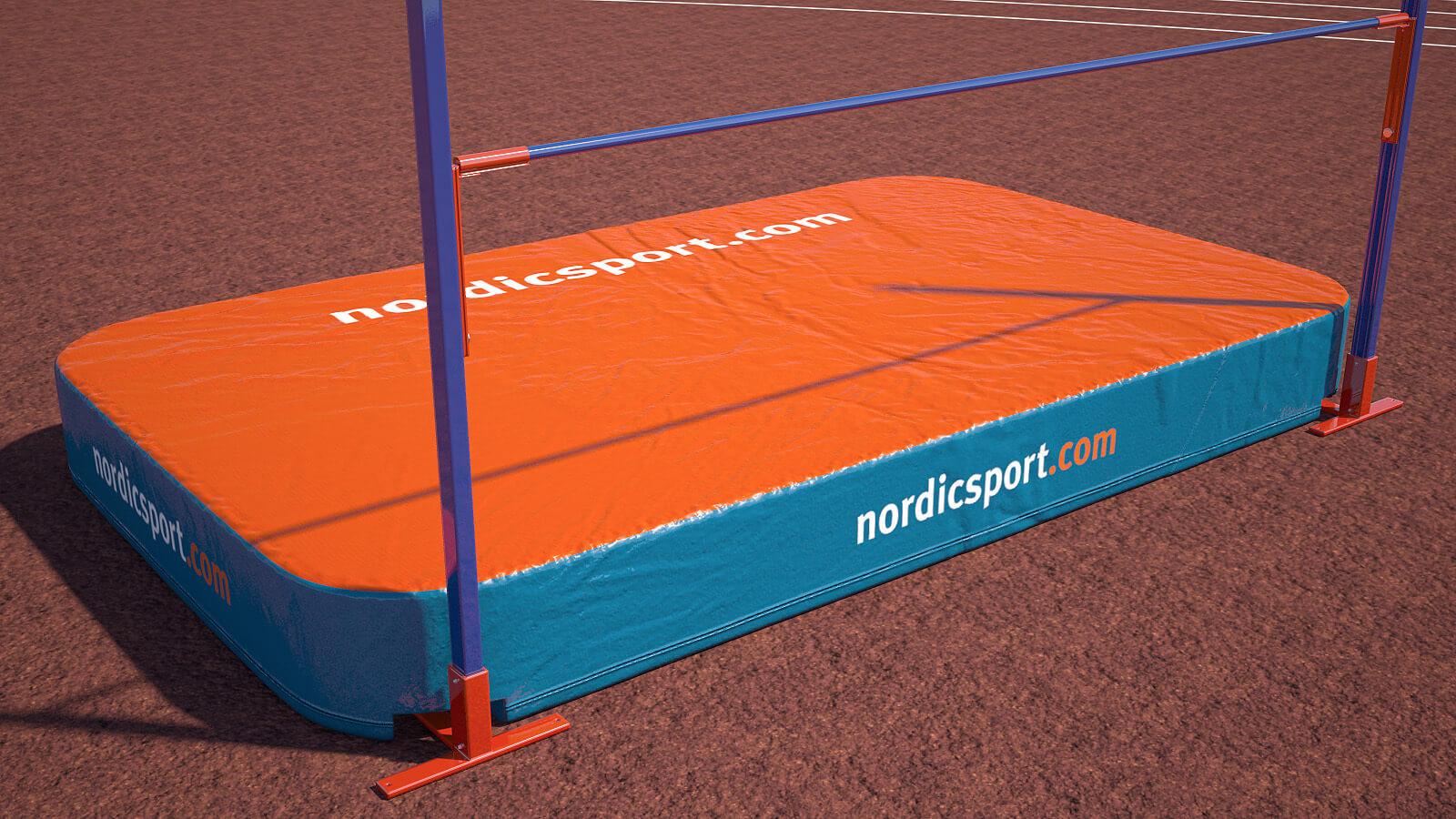 NORDIC Hochsprungmatte Competition 1.5 Monocube