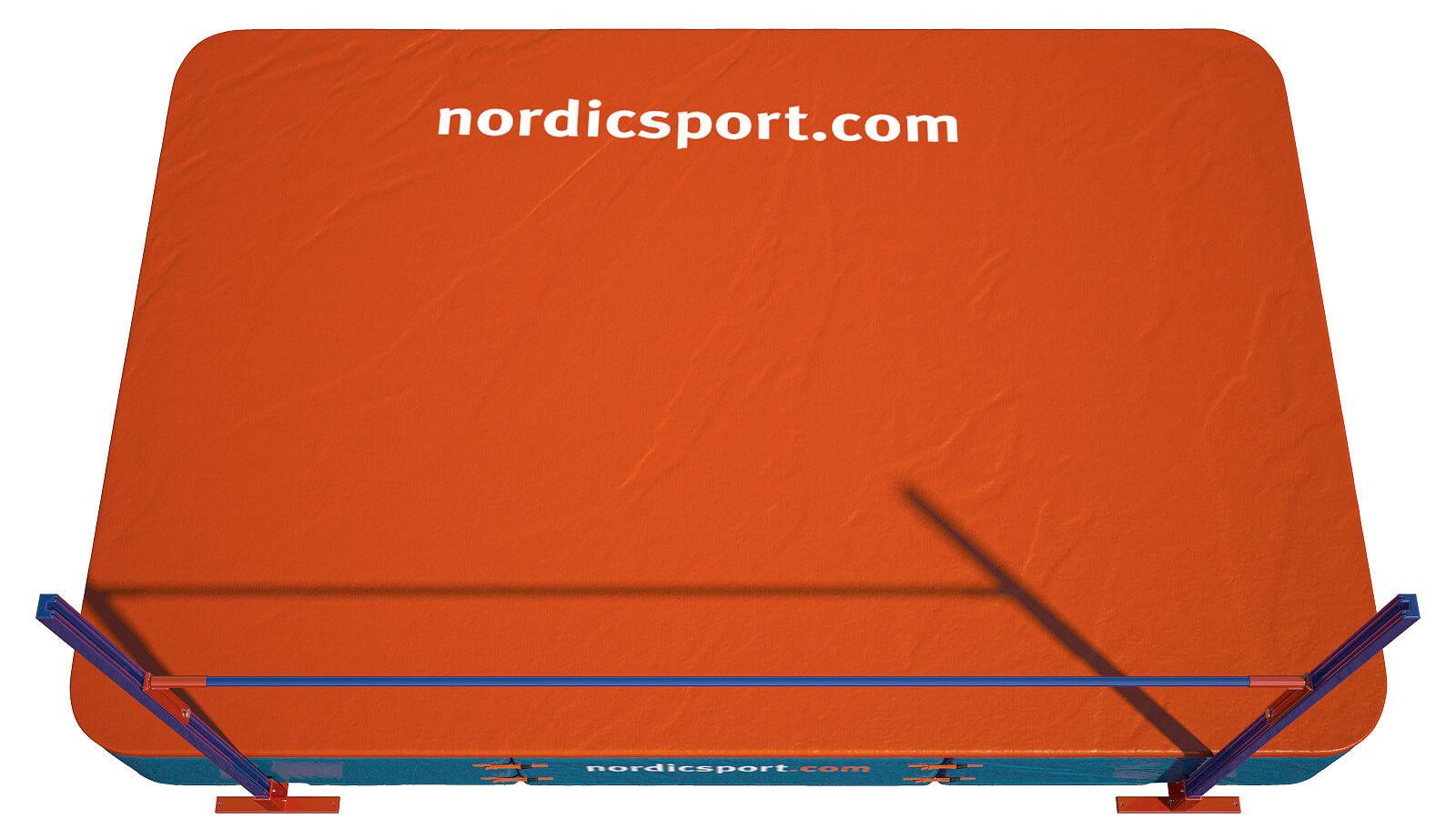 NORDIC Hochsprungmatte Super 4.0