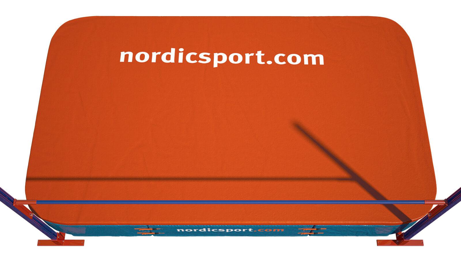 NORDIC Hochsprungmatte Competition 2.0