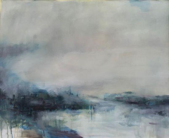 n° 1808 - 2018 - acryl auf leinwand - 90x110
