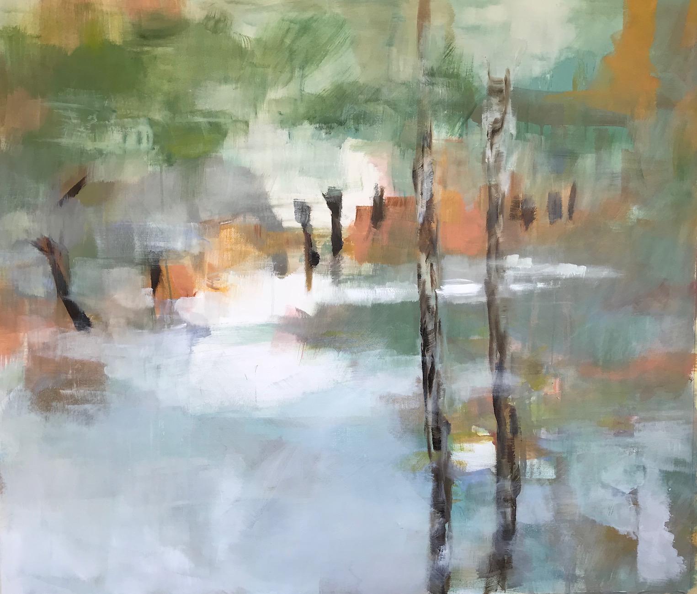 n° 1803 - 2018 - acryl auf leinwand - 130x150