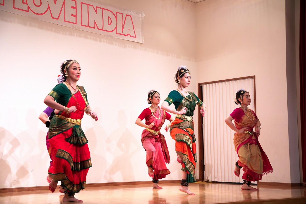 南インド古典舞踊/マルガユニティー