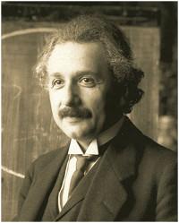 """""""Probleme kann man niemals mit derselben Denkweise lösen, durch die sie entstanden sind."""" - Albert Einstein"""
