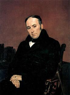 Портрет Жуковського