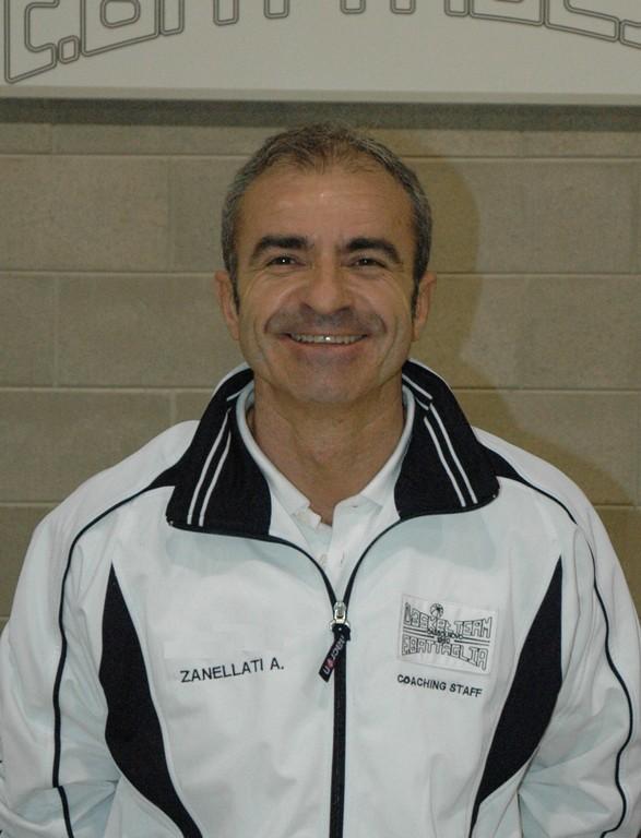 Coach Alfonso ZANELLATI