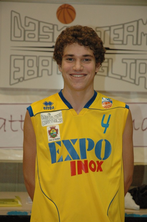 #4 Federico PASSERINI