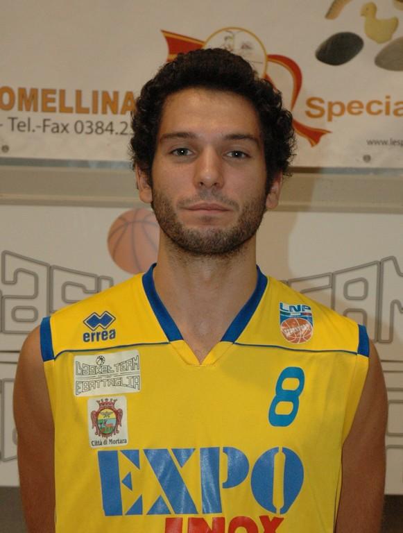 #8 Andrea ZANDALASINI