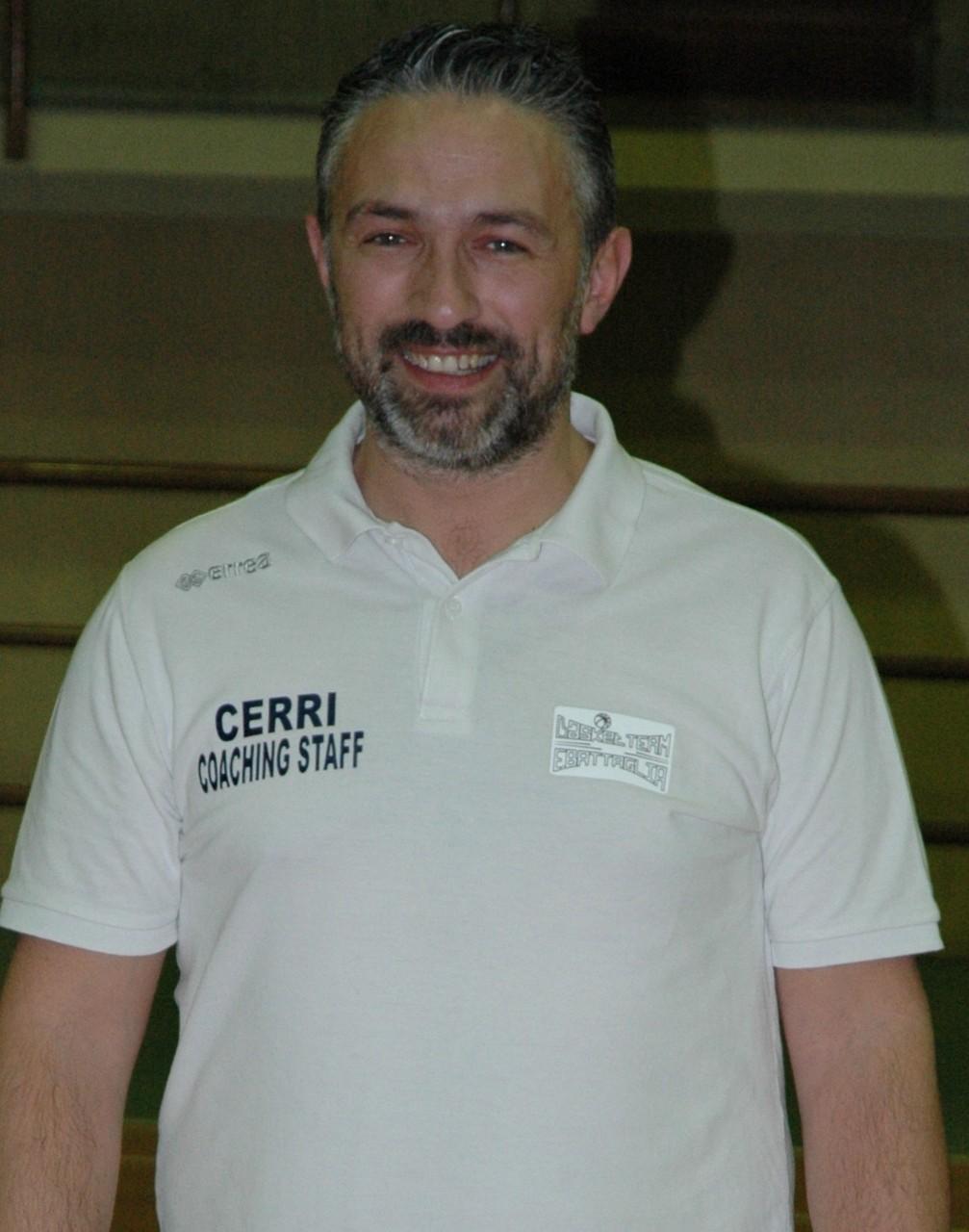 assistente Andrea CERRI