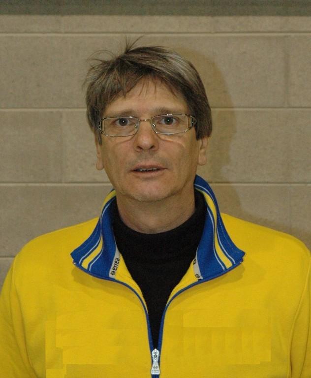 Antonio Pirro - Dirigente Accompagnatore DNB e Giovanili