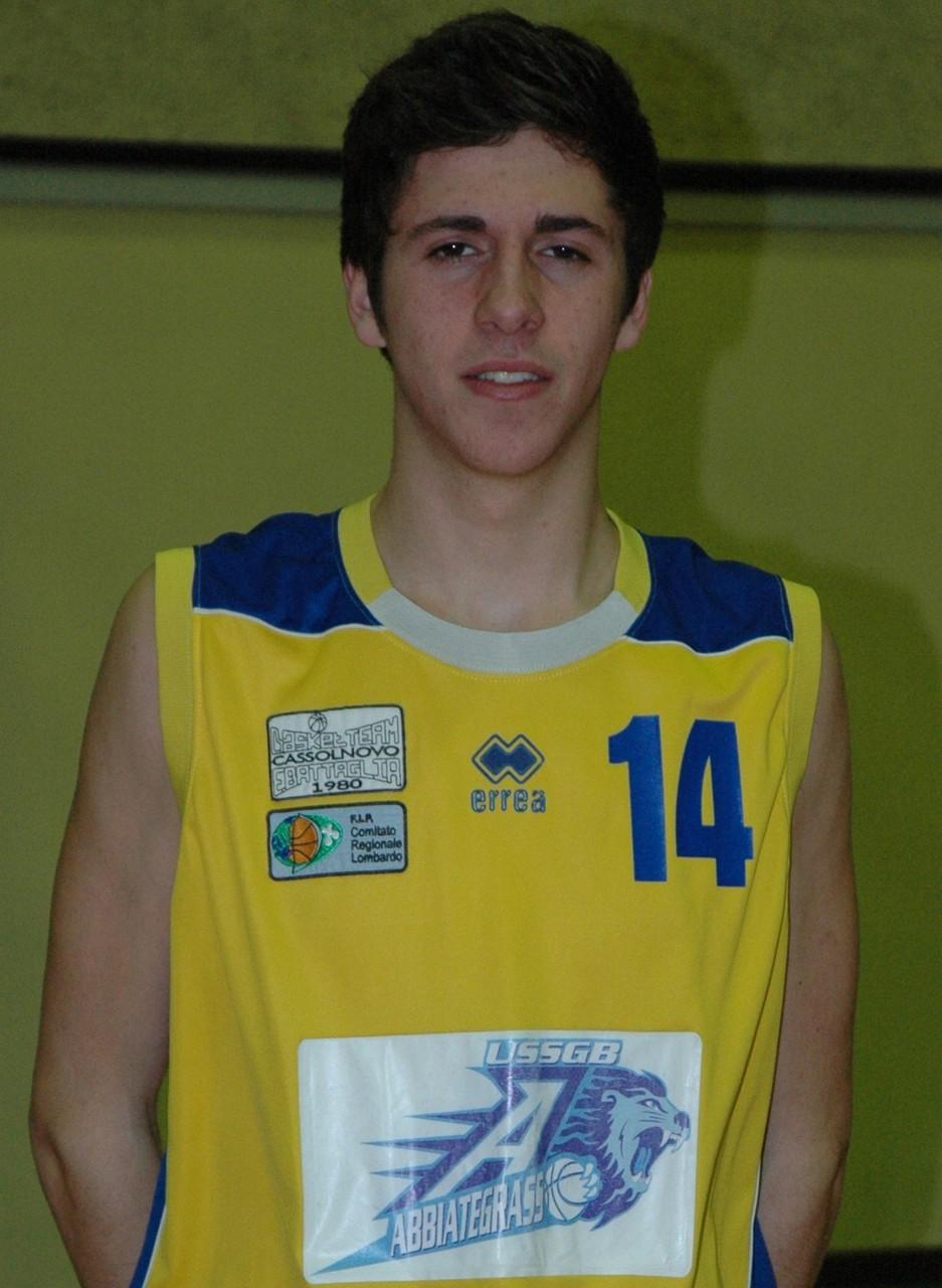 #14 Alessandro WERLICH - guardia