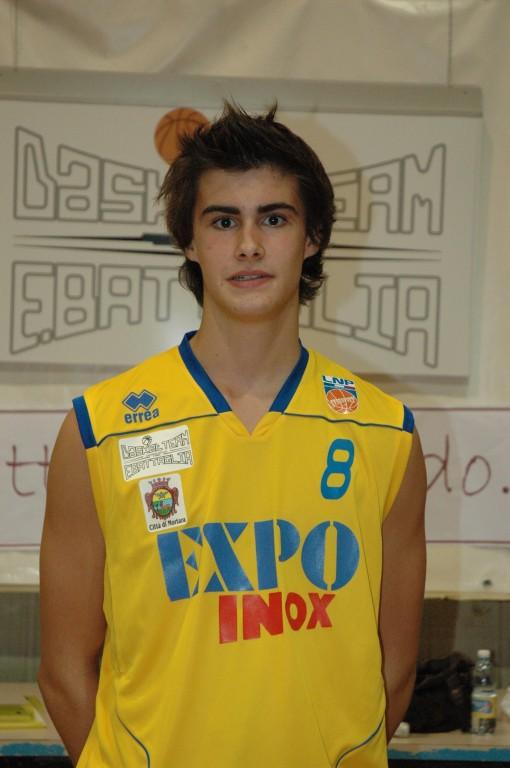 #8 Luca STROBINO
