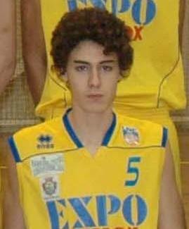 #5 Matteo BRUGGI
