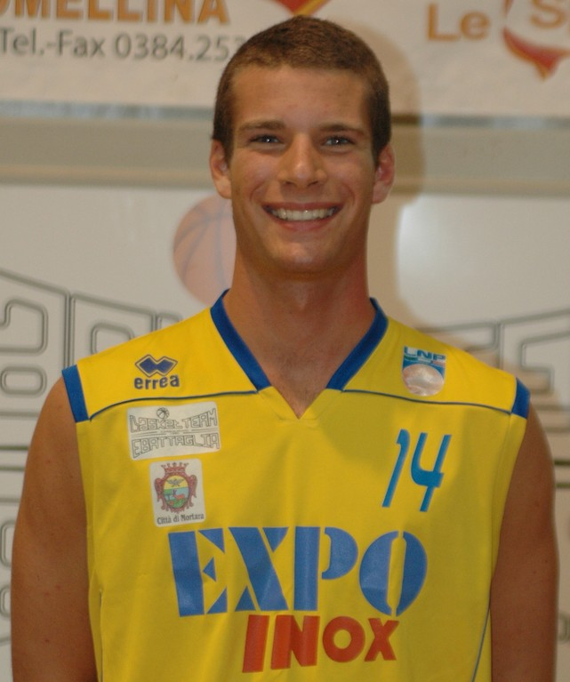 #14 Edoardo FERRARI