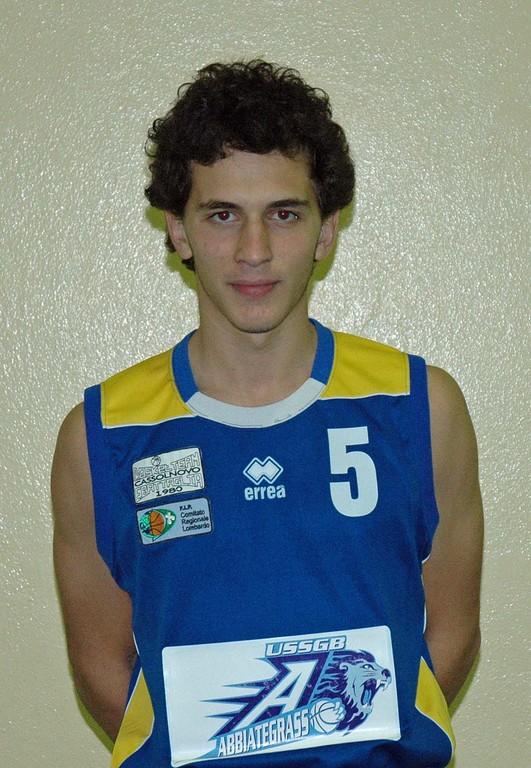 #5 Simone OLDANI (cap)