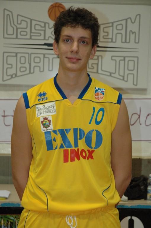 #10 Carlo ROLANDI