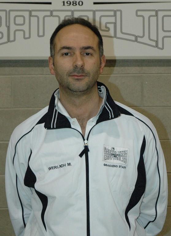 Coach Massimo WERLICH