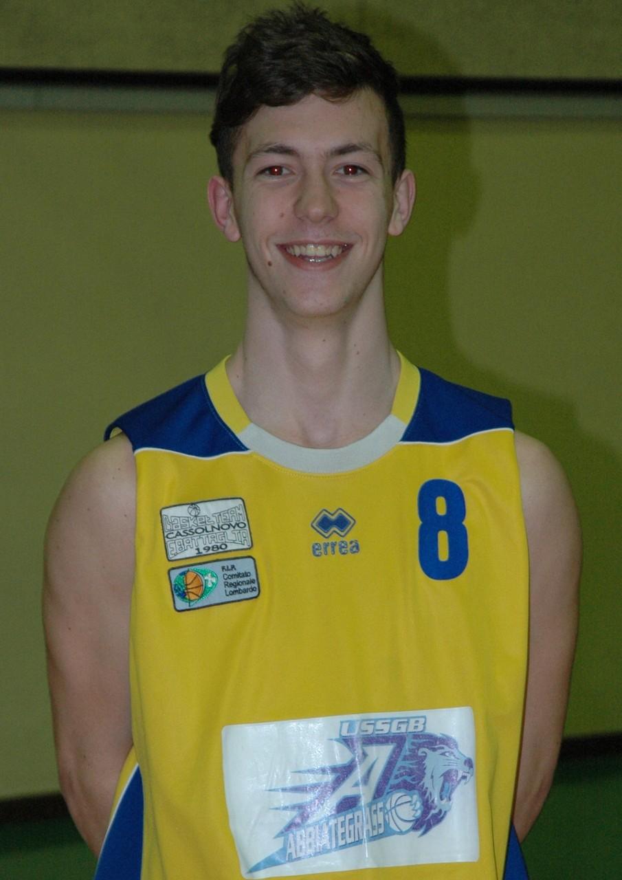 #8 Luca BOSSI - guardia