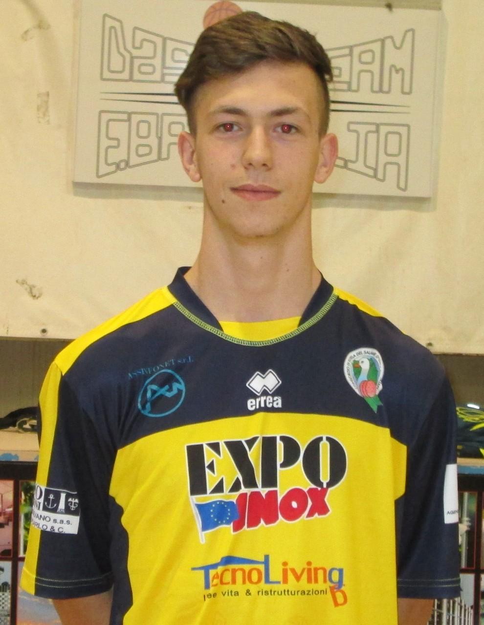 #13 - Luca BOSSI