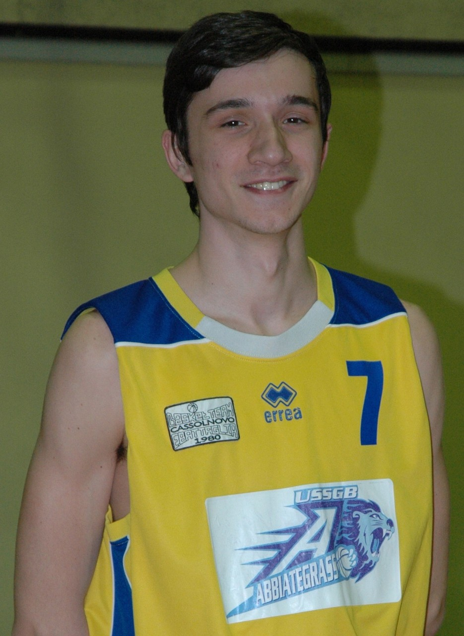 #7 Andrea PIVI - guardia