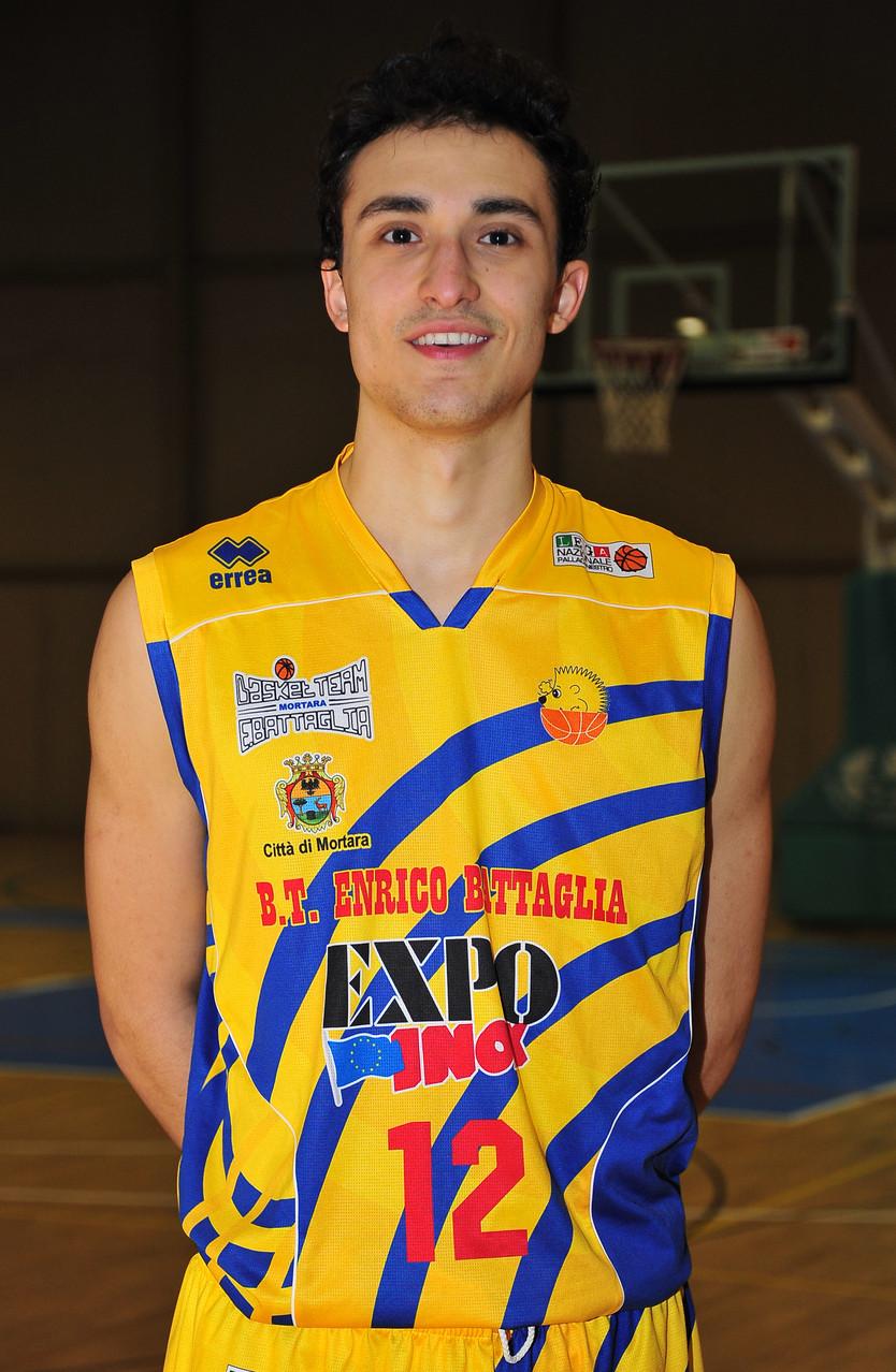 #12 - Daniele MANUELLI