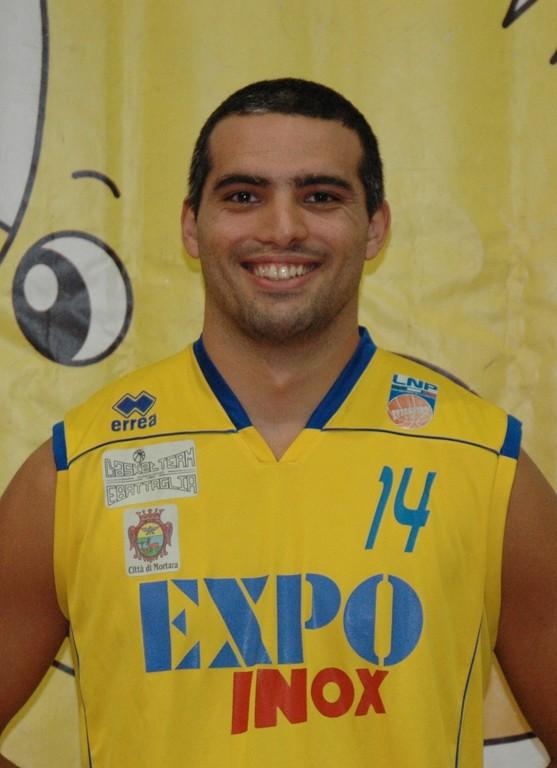 #14 Luca PAGLIAI (capitano)