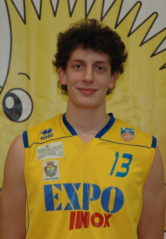 #13 Carlo ROLANDI