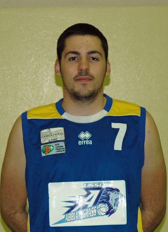 #7 Riccardo WERLICH