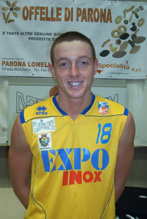 #18 Alessandro SACCA'