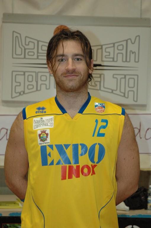 #12 Diego BARBIRATO