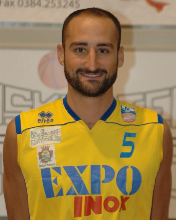 #5 Pietro DEL SORBO