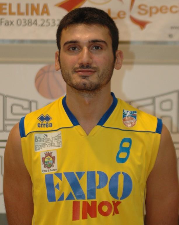 #8 Mirko CAVALLARO
