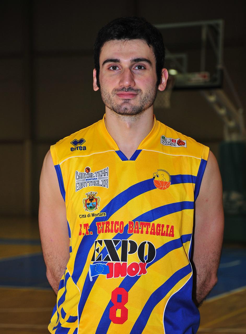 #8 - Mirko CAVALLARO