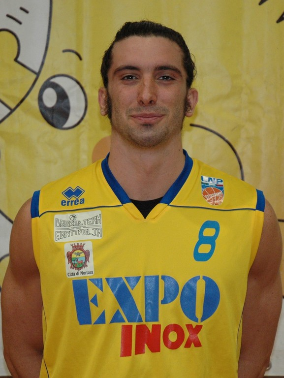 #8 Diego DEGIOVANNI